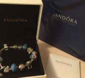 Браслет с шармами Pandora оригинал