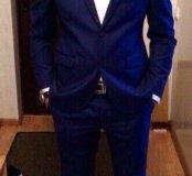 Итальянский мужской костюм