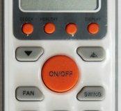 Пульт для кондиционеров Ballu BSV-18H, BSR-09H