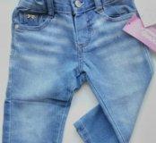 Новые джинсы 80/86