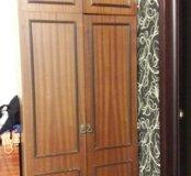 Шкаф с антрисолью ш85,глубина58,в 210