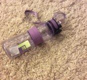 Бутылка для воды спорта новая