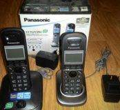 Телефон Panasonic kx tg2512ru