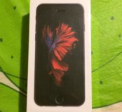 Новый IPhone 6s на 16 gb Space gray