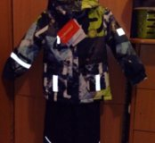 Новый костюм,р-р98-104.