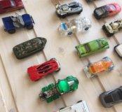 Машинки хотвилз металлические