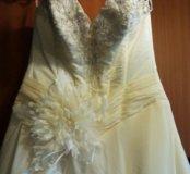 Платье свадедное