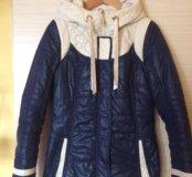 Синтип куртка