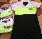 Новые платья спортивные