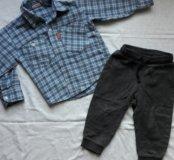 Одежда на мальчика р.86,на 1,5-2 года