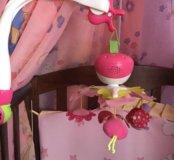 Мобиль Tiny love принцесса 3 в 1