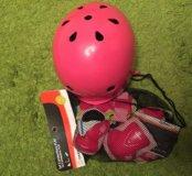 Oxelo шлем и комплект защиты