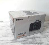 Коробка от Canon EOS 6D