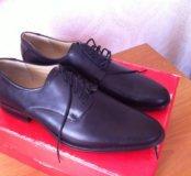 Туфли ботинки новые натуралка