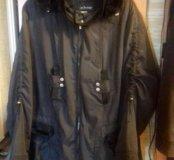 Пальто-плащ весна 54-56 размера