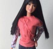 Кофта и джинсы для кукол Барби