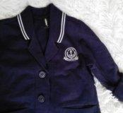 Пиджак трикотажный 116