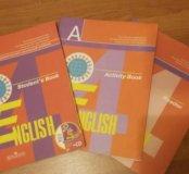 Учебники по английскому языку 4 класс