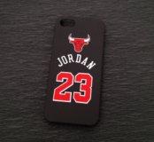 Для iPhone 5/5s Jordan 23 новый чехол