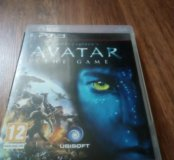 James Cameron's: Avatar the game игра для ps3