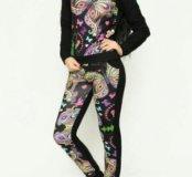 Костюм: брюки + кофта новый