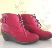 Кожаная обувь с Болгарии