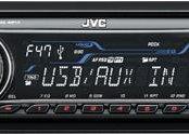 JVC kd g747 с USB-4 выхода RCA