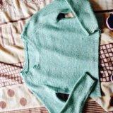 Топиком свитер