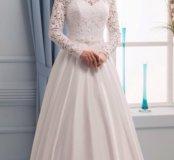 Новое свадебное платье 46-48-50