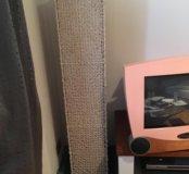 Декоративный плетёный светильник