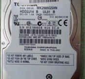 HDD для ноутбука 250gb Toshiba