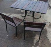 Стол + стулья