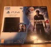 Sony Playstation 4 + Uncharted 4