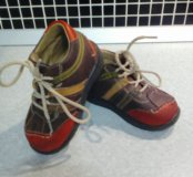 Ботиночки, 21 размер,кожа натур.