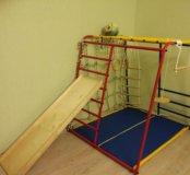 Baby hit детский спортивный комплекс