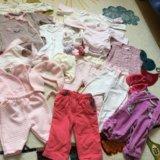 Одежда детская 6м