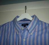 Рубашка хл Gant в полоску