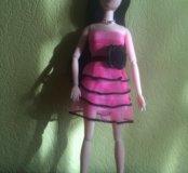 Барби в розовом