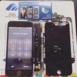 Замена дисплея на iPhone 4,4s,5,5s,5c,6