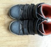 Ботинки на весну