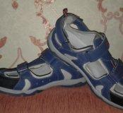 Туфли подростковые. 38 размер.