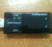 Вольтметр USB