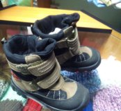 Ботинки деми( Финляндия)