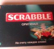 """Настольная игра """"scrabble """""""