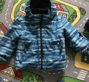Куртка на мальчика р.98-104