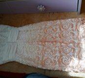 Экземплярное платье