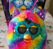 Ферби радуга(Furby Cristal Rainbow)