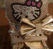Золотые Ботиночки на весну!!!