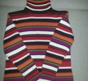 Кофта свитер с горлом
