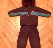 Куртка+полукомбинезон Lenne 98р